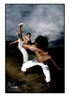 Capoeira Three by input-output