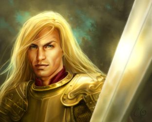 Jaime Lannister Redux by quickreaver