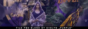 PSD File by Evelyn #11 by youwakeup
