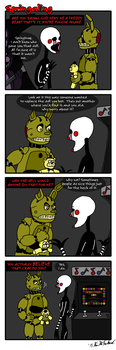 Springaling 102: If It was a Snake... by Negaduck9