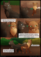 Warriors: Blood and Water - Page 46 by KelpyART