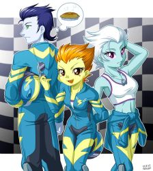 Wonderbolts by uotapo