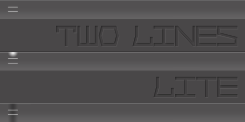 Two Lines Lite by micun1983