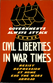 Governments Always Attack Civil Liberties by poasterchild