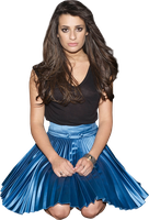 Lea Michele png 4 by VelvetHorse