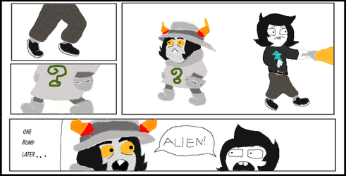 Hiveswap Comic by acapellaOlympiad