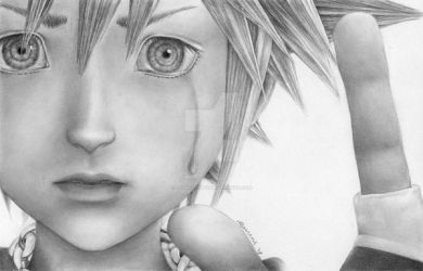 KH - What's left of Me by Cataclysm-X