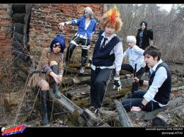 KHR-Vongola Guardians cosplay by love-squad