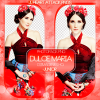 +PNG-Dulce Maria by Heart-Attack-Png