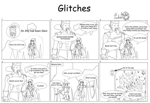 LOL - Glitches by IceNinjaX77