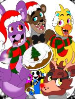 Merry Christmas by RedRingDoctor