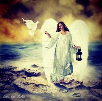 Angel of Peace by My-AngelWings