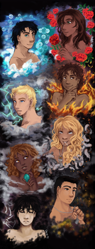 The seven by pkcherry