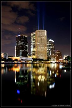 Downtown Tampa by tyt2000
