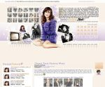 Keira Knightley Layout II by toxicdesire