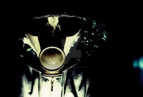 .gas-mask. by gravityleach