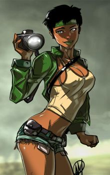 Beyond Good and Evil - Jade by Ganassa