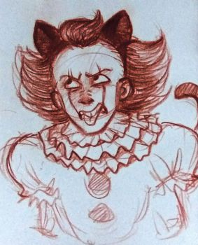 Pennywise XD by marrykitts