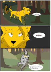 Wolf's Destiny - Page 75 by Itrakat