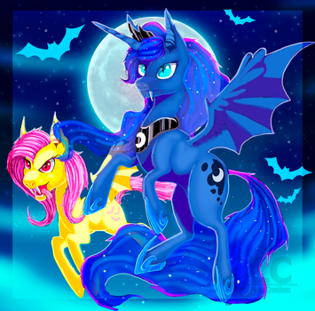Terrors of The Night by mayle128