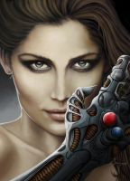 Witchblade#1 by ArtofBerenyi