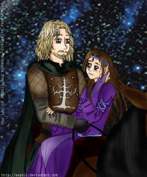 The Lay of Asphil and Faramir by Asphil