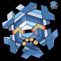 Pokemon 5G Shiny Cryogonal