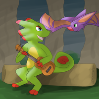 yooka-laylee by sleepyrat