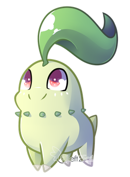Comm: Chikorita by Left2Fail