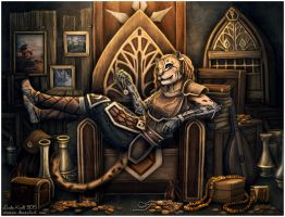 The Den of Thieves by Isriana