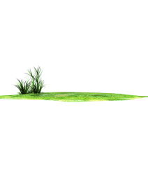 horizon grass lands stock png by madetobeunique