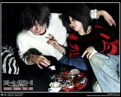 Death Note: BBxL BK Y.1 22 by Maxieyi