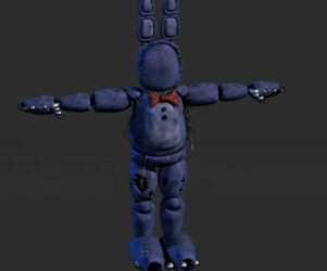 unwithered bonnie leaked footage by Lettuce-Boi