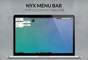 LevantinLynx aka Nyx - 10.8 - 10.8.5 ML menu bar by LevantinLynx