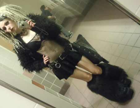 Outfit for Anime Con by AbbyRezz