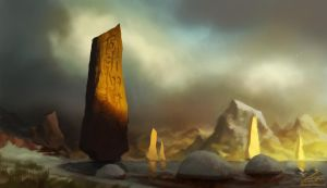Monolith by Chillay