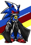 Neo Metal Sonic by JuffyMeister