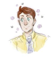 dirk gently by scellocat