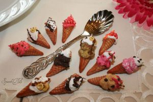 Ice Cream Collection by SpankTB