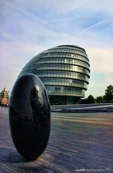 hard egg by LexartPhotos