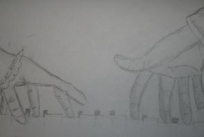 Piano Sketch by music-child824