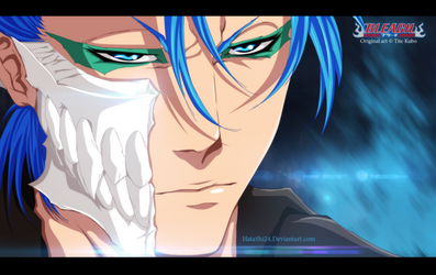 Grimmjow Jeagerjaques by HataShi24