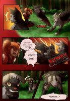 Pokemon Ruby Comic: Putting out the Fire Page 20 by cocosnowlo