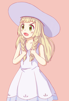 Lillie by davustock