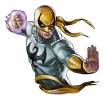 Canceled project - Ironfist by Fan-the-little-demon