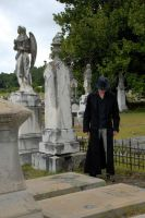 Taylor Jackson Cemetery 52 by LinzStock