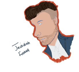 Jedidiah sketch by KB-concepts