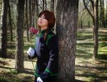 Zoisite Cosplay by Damian-Damian