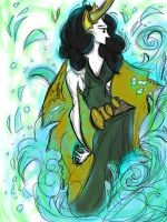 Lady Loki by Clousay
