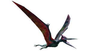 Jurassic World Fallen Kingdom: Pteranodon V2 by sonichedgehog2